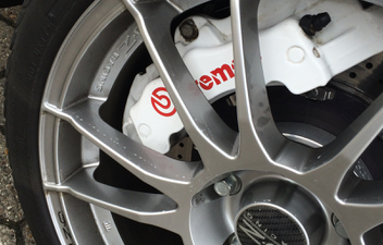 Ultraleggera Audi TT Brembo Bremsanlage © GT-Automotive GmbH & Co. KG