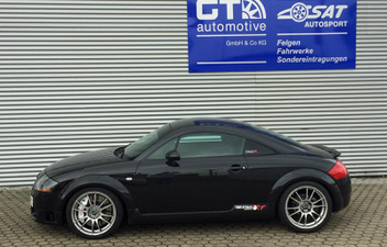 Umbau Audi TT 18 Zoll Ultraleggera © GT-Automotive GmbH & Co. KG