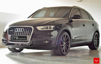 vossen-cvt-gun-metal-gloss-audi-q3-sq3 © GT-Automotive GmbH & Co. KG