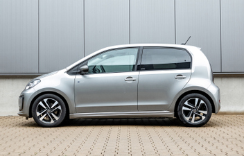 VW e-UP Tieferlegung H&R Sportfedern 28626-1 © GT-Automotive GmbH & Co. KG