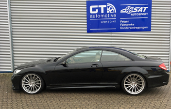 w216-cl500-motec-mct9-21-zoll-prior © GT-Automotive GmbH & Co. KG