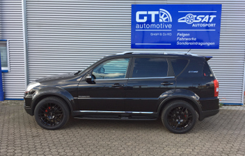 wh26-wheelworld-ssangyong-rexton © GT-Automotive GmbH & Co. KG
