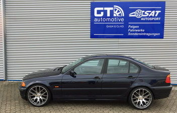 xtra-wheels-sw5-kombination-e46 © GT-Automotive GmbH & Co. KG
