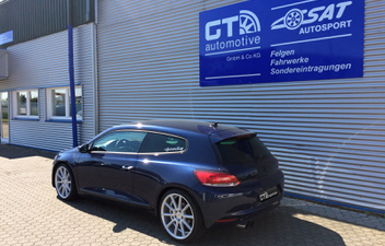 yido-yp1-19-zoll-vw-scirocco-13 © GT-Automotive GmbH & Co. KG
