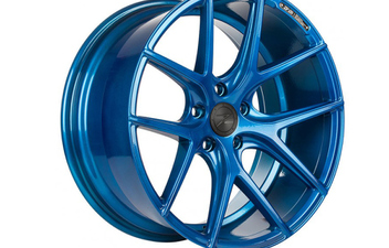 Z-Performance ZP09 Deep Concave Royal Blue by GT-Automotive © GT-Automotive GmbH & Co. KG