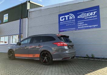 28782-2_hr-sportfedern-federn-tieferlegung-ford-focus-st © GT-Automotive GmbH & Co. KG