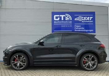 cayenne-techart-formular-3-felgen-prior-body-kit © GT-Automotive GmbH & Co. KG