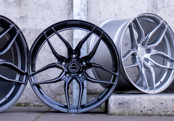Concaver Wheels by GT-Automotive © GT-Automotive GmbH & Co. KG