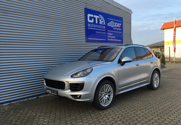 winter-komplettraeder-diewe-impatto-porsche-cayenne © GT-Automotive GmbH & Co. KG