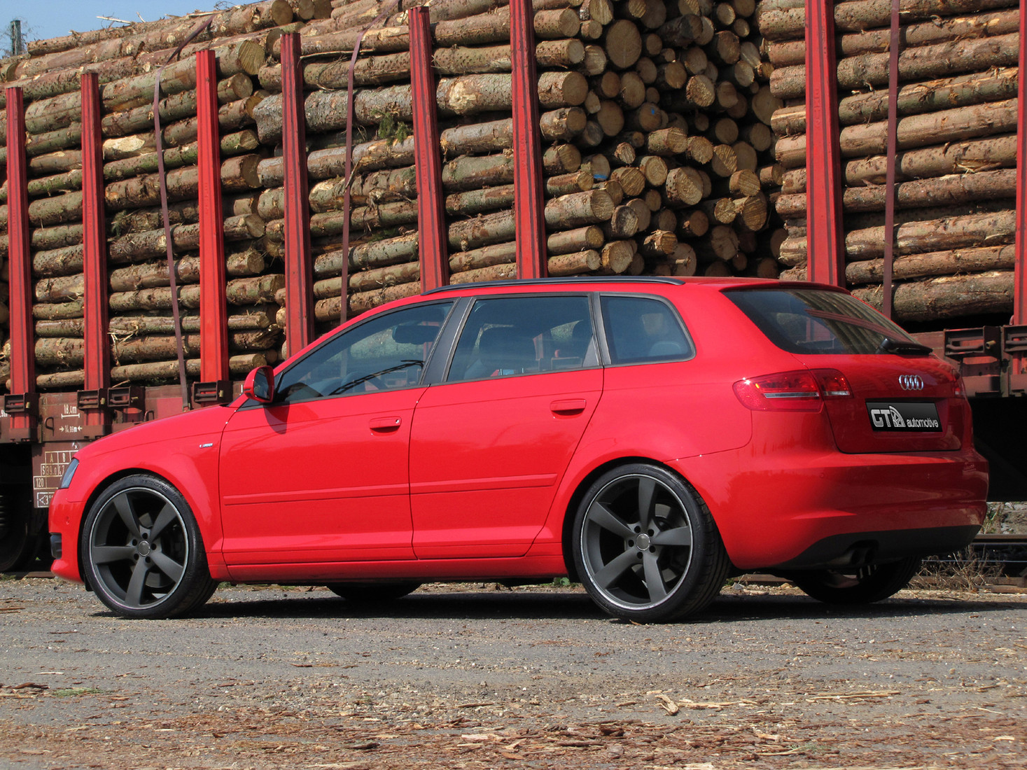 audi a3 sportback typ 8p galeriegt-automotive gmbh & co. kg