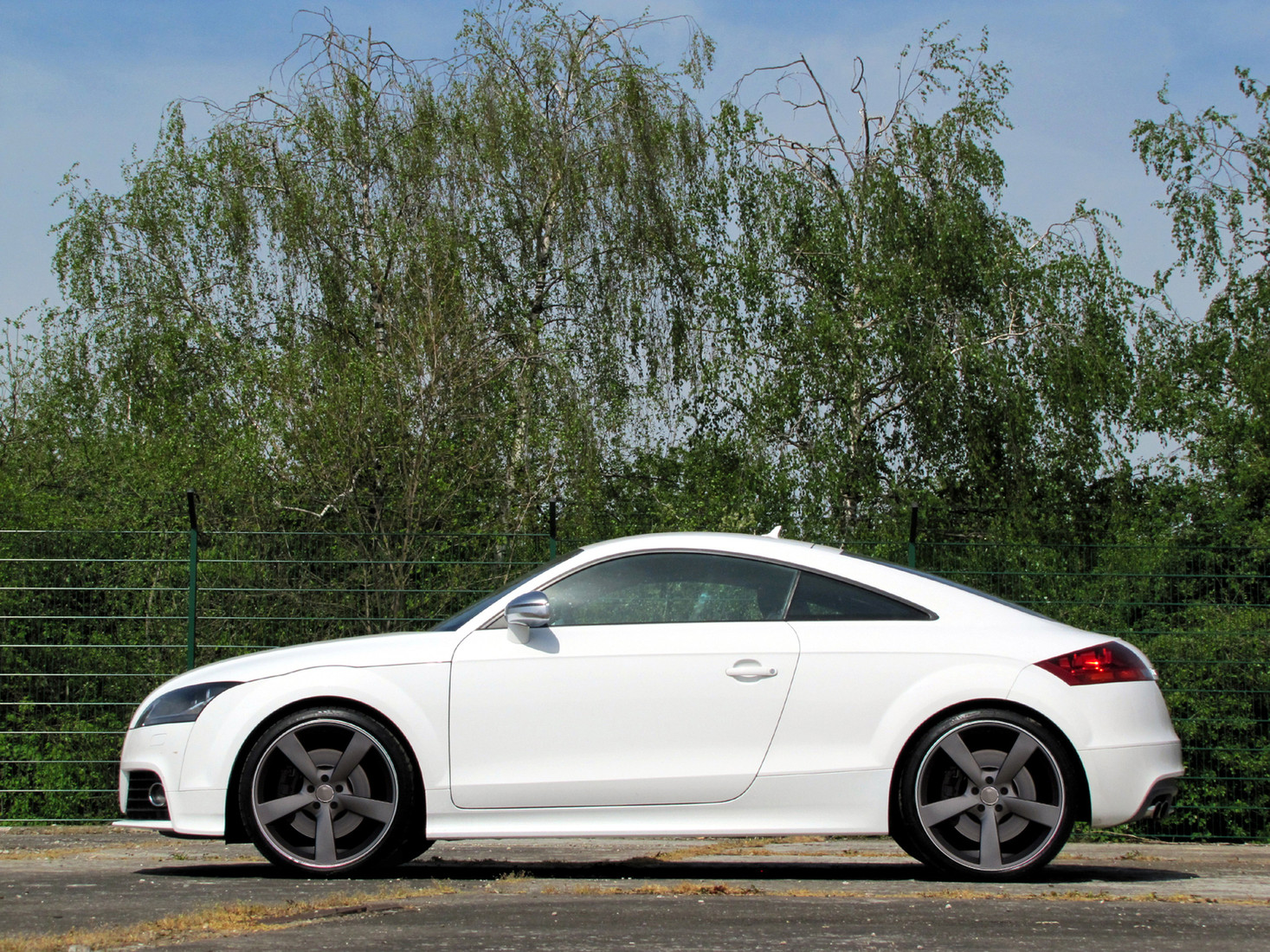 Audi Tt Coupe Typ 8j Galerie By Gt Automotive Gmbh Amp Co Kg