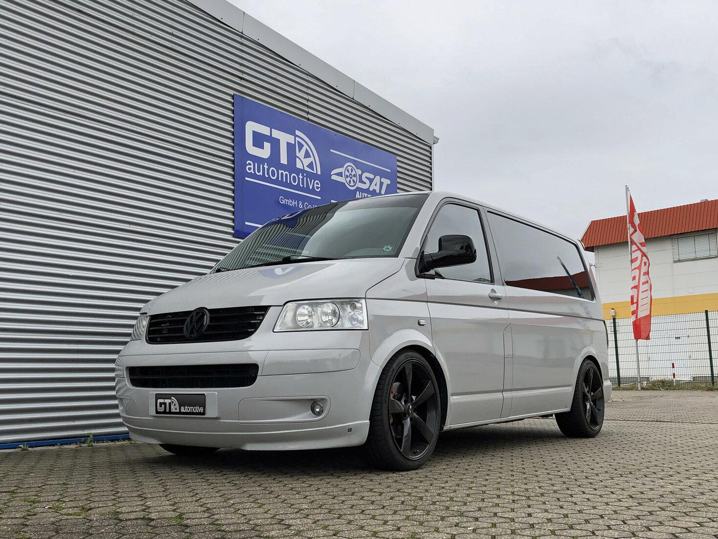 H/&R Federn Tieferlegungsfedern VW Bus T5 03//03/>