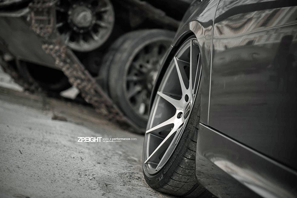 TUNING- NEWS: 20 Zoll Z-Performance Sommerräder für BMW M3 ...