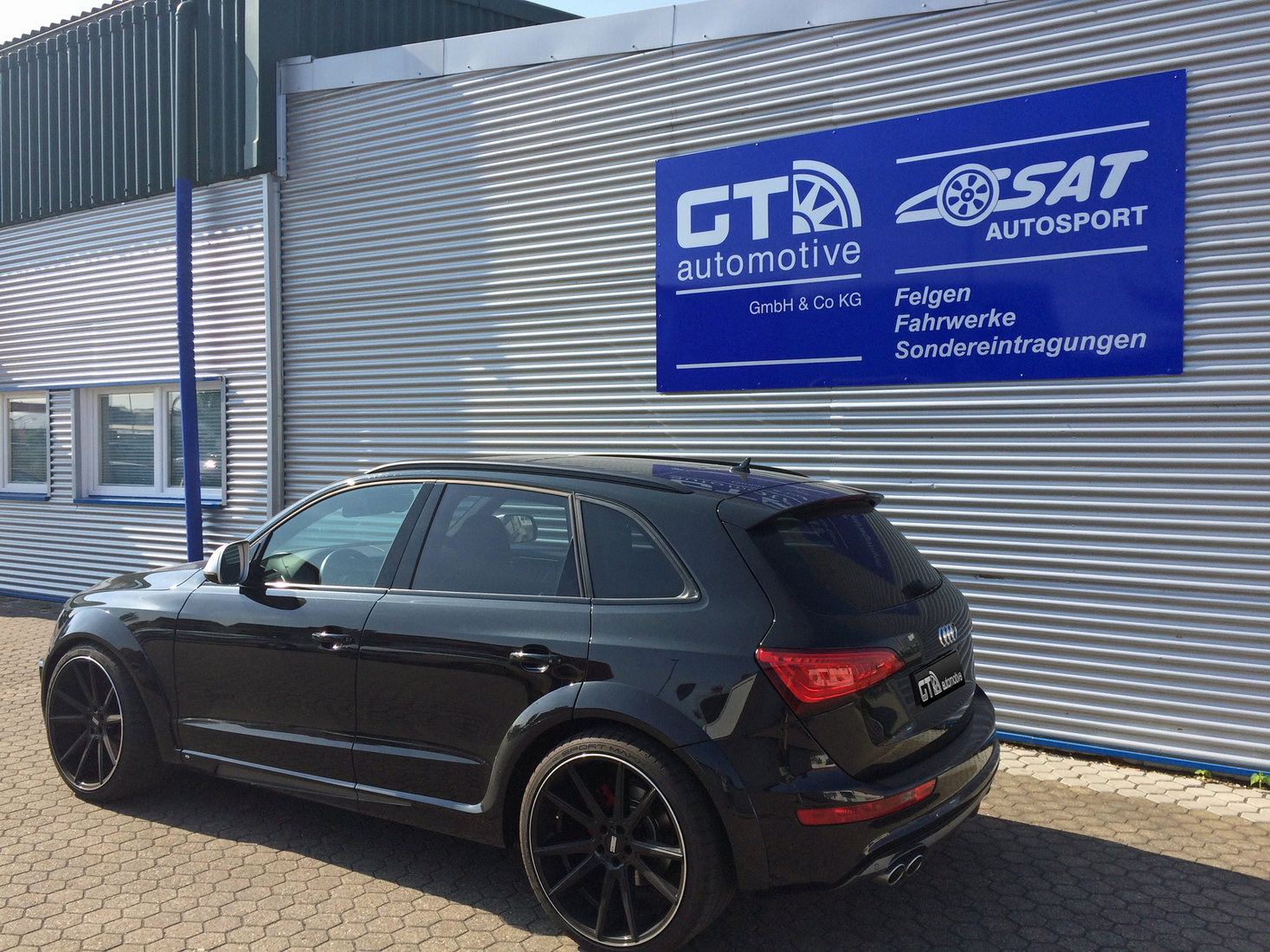 audi q5 typ 8r 8r1 galerie by gt automotive gmbh co kg. Black Bedroom Furniture Sets. Home Design Ideas