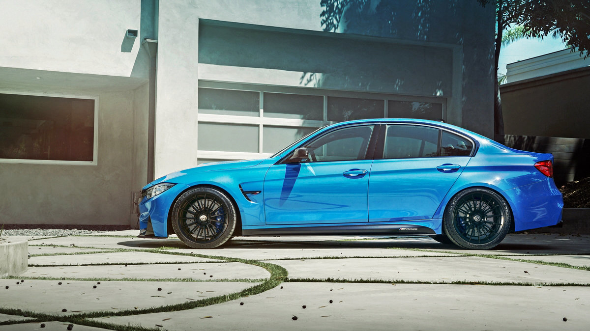 Tuning News Ff15 Performance Wheels Tarmac Black Bmw M3 Modell F80 20 Zoll Kombination Gt Automotive Gmbh Co Kg
