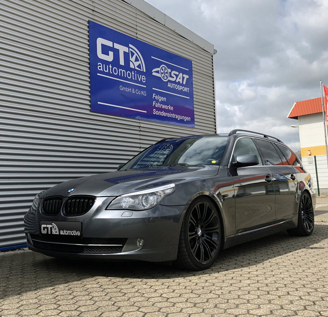 Bmw 5er Touring Typ E61 Galerie By Gt Automotive Gmbh Co Kg