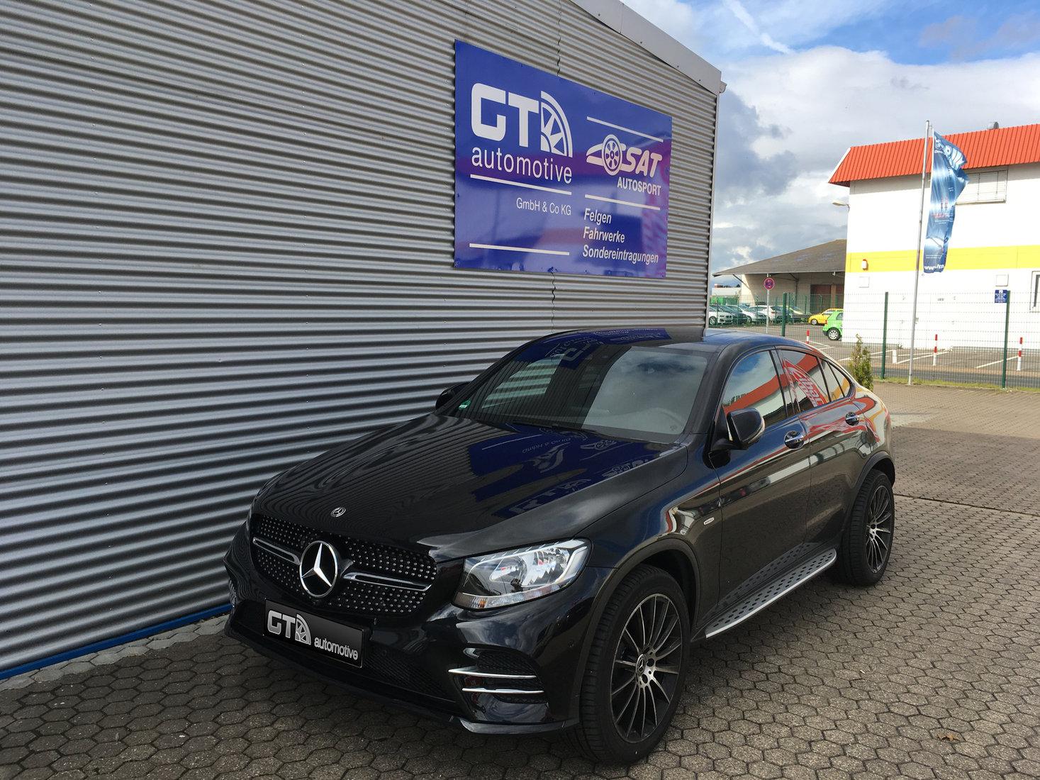 NEWS: Alufelgen Mercedes Benz GLC SCC Spurplatten ...