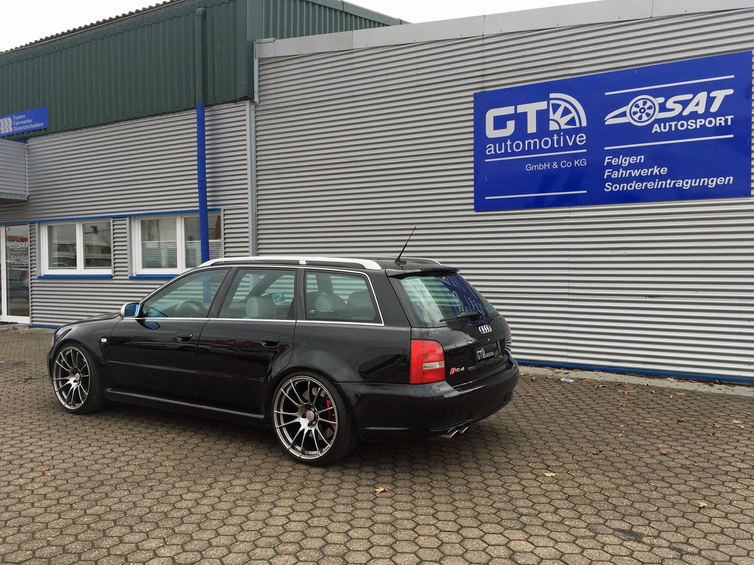 Audi A4 Avant Typ B5 Galerie By Gt Automotive Gmbh Co Kg