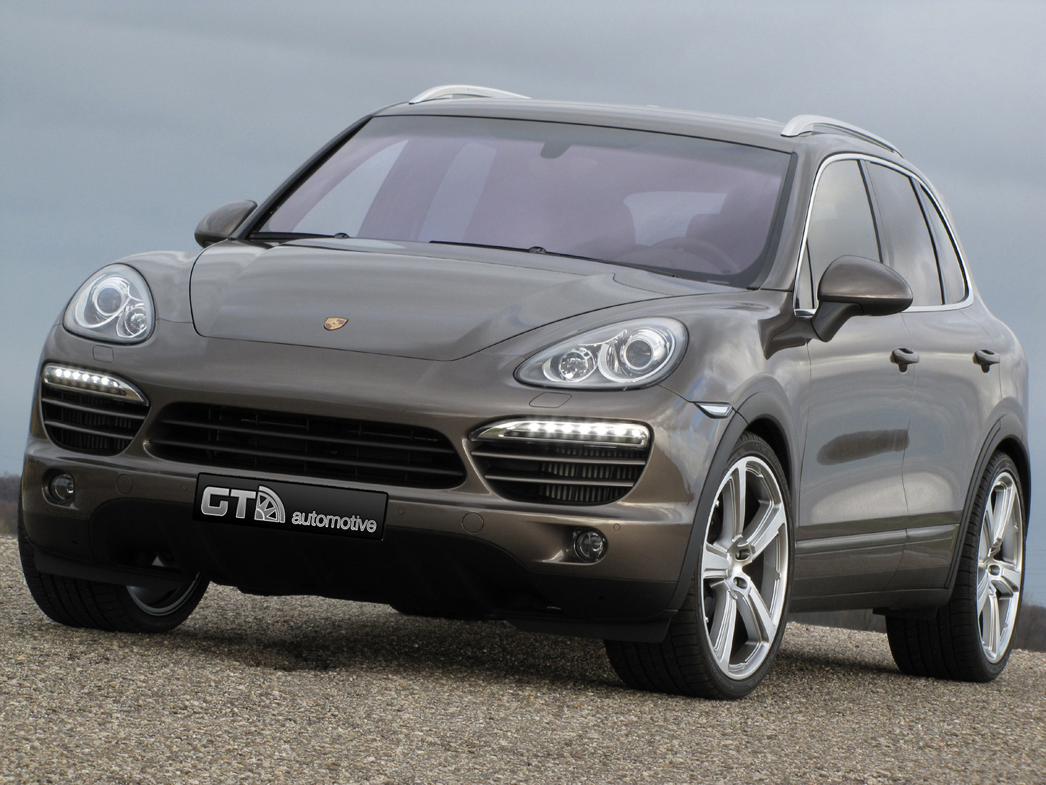 news alufelgen 22 zoll felgenkombi f r porsche cayenne. Black Bedroom Furniture Sets. Home Design Ideas