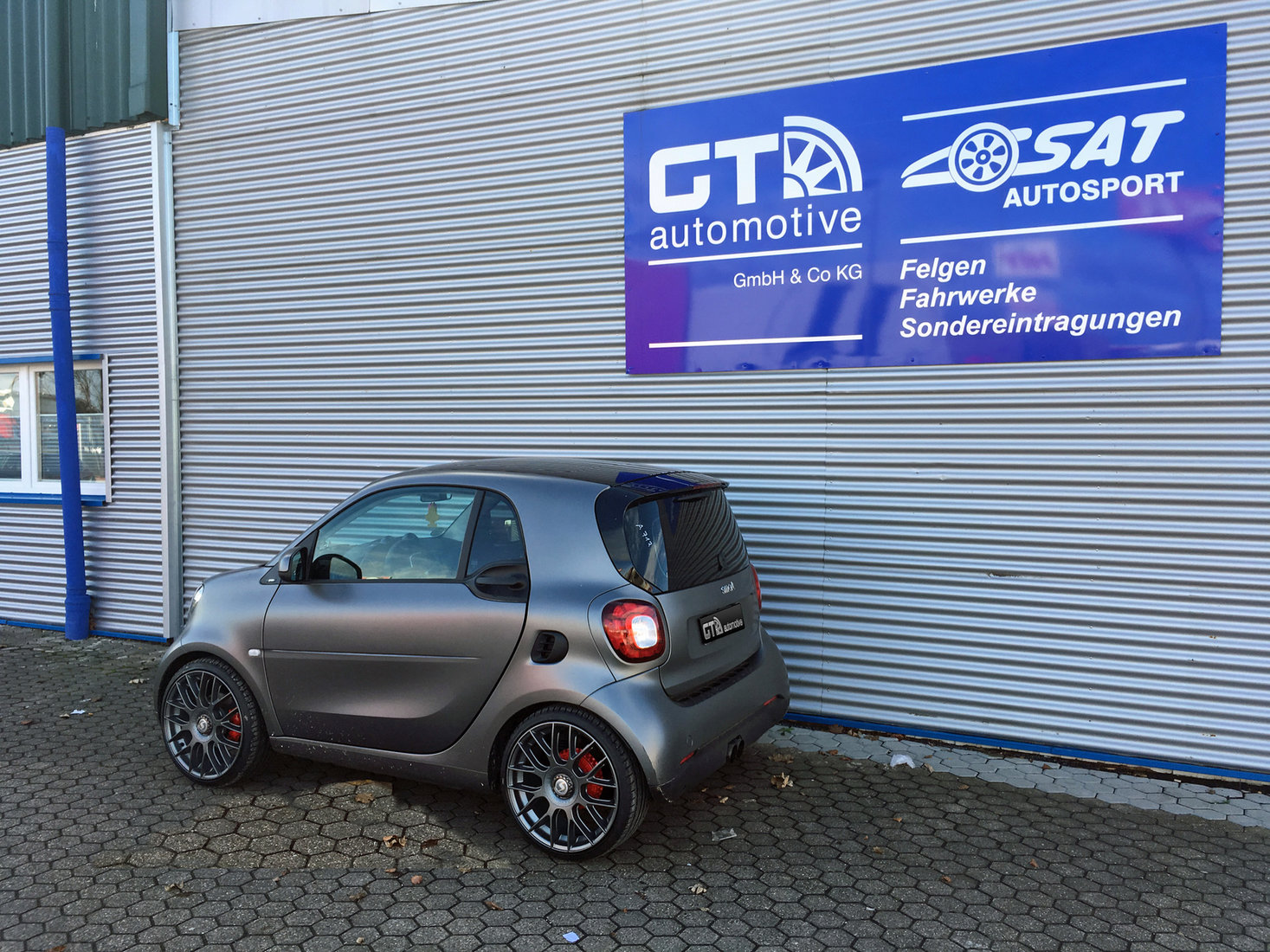 News Alufelgen Smart Fortwo 451 453 Schmidt Revolution