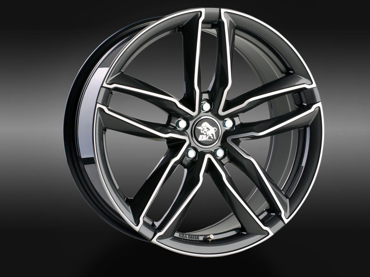 Alufelge Ultra Wheels Ua6 Gunmetal Polished Gt