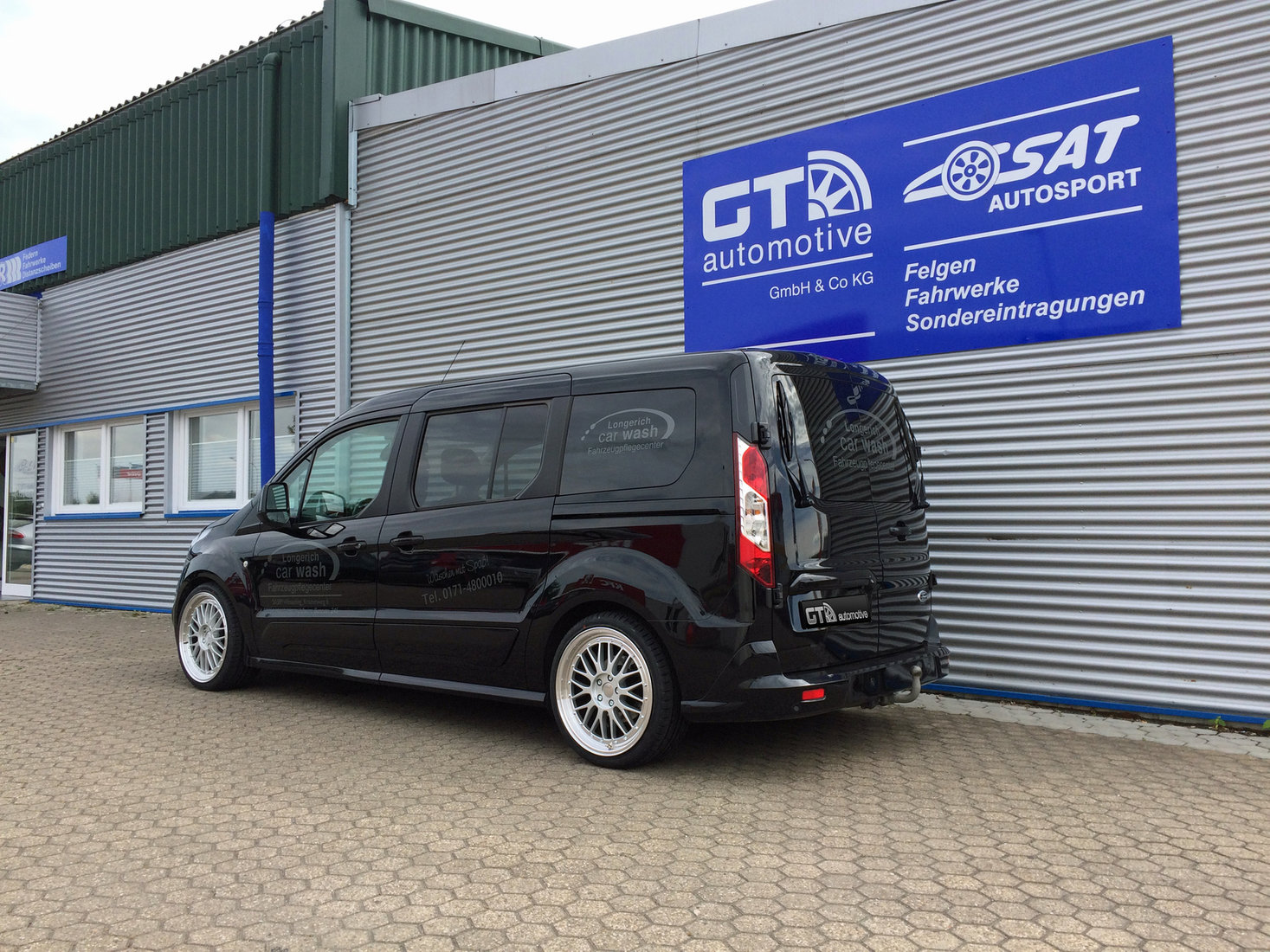 ford tourneo connect typ pj2 galerie by gt automotive gmbh. Black Bedroom Furniture Sets. Home Design Ideas