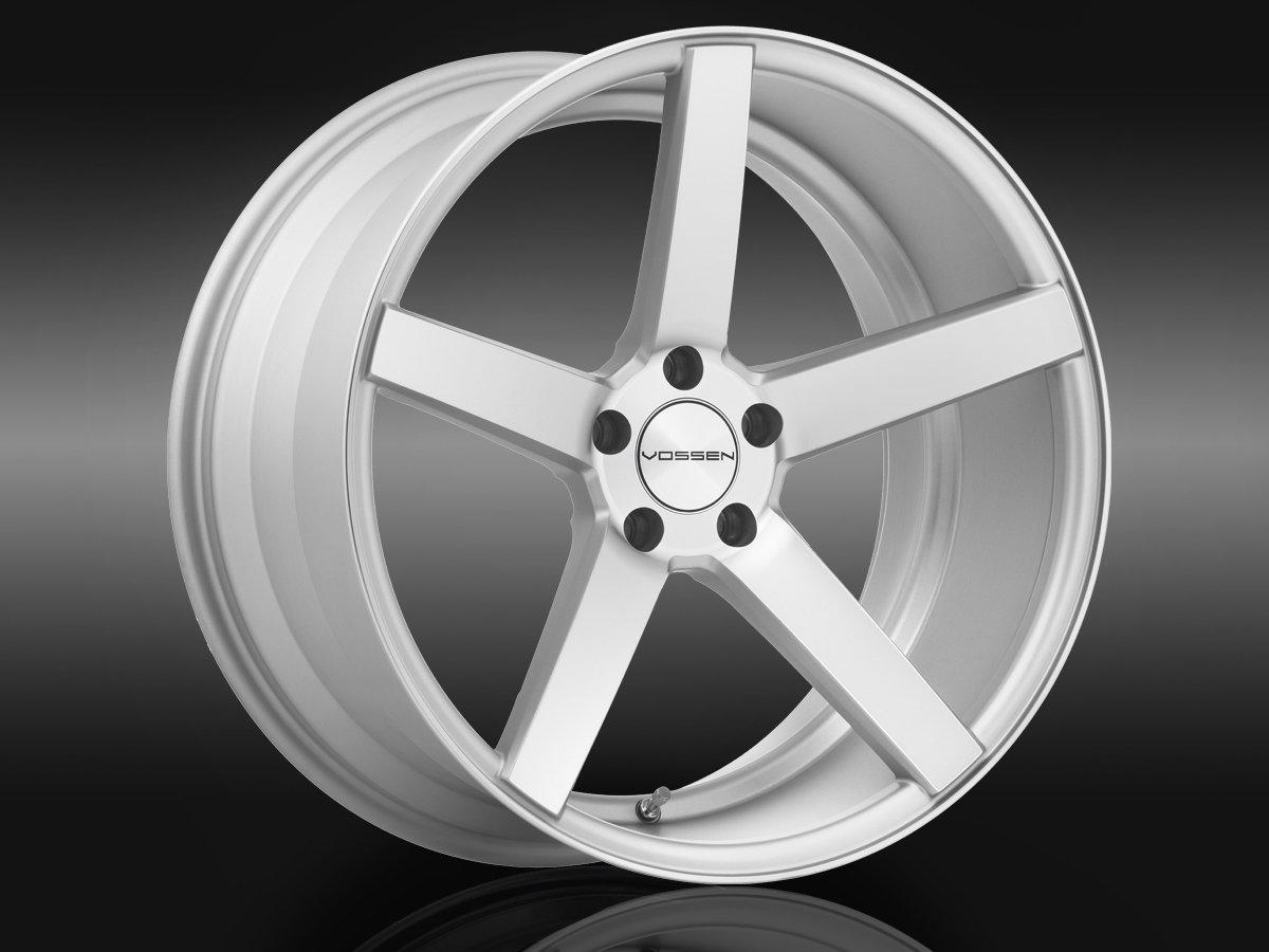 Alufelge VOSSEN CV3-R Silver Gloss - GT Automotive ...