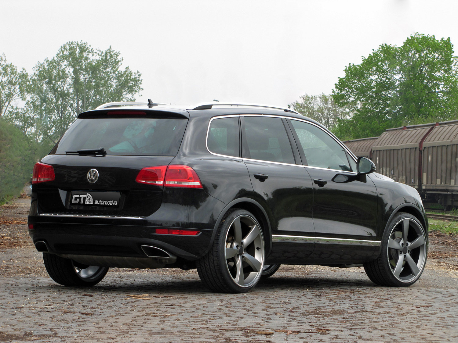 Vw Touareg Ii Typ 7p 7ph Galerie By Gt Automotive Gmbh