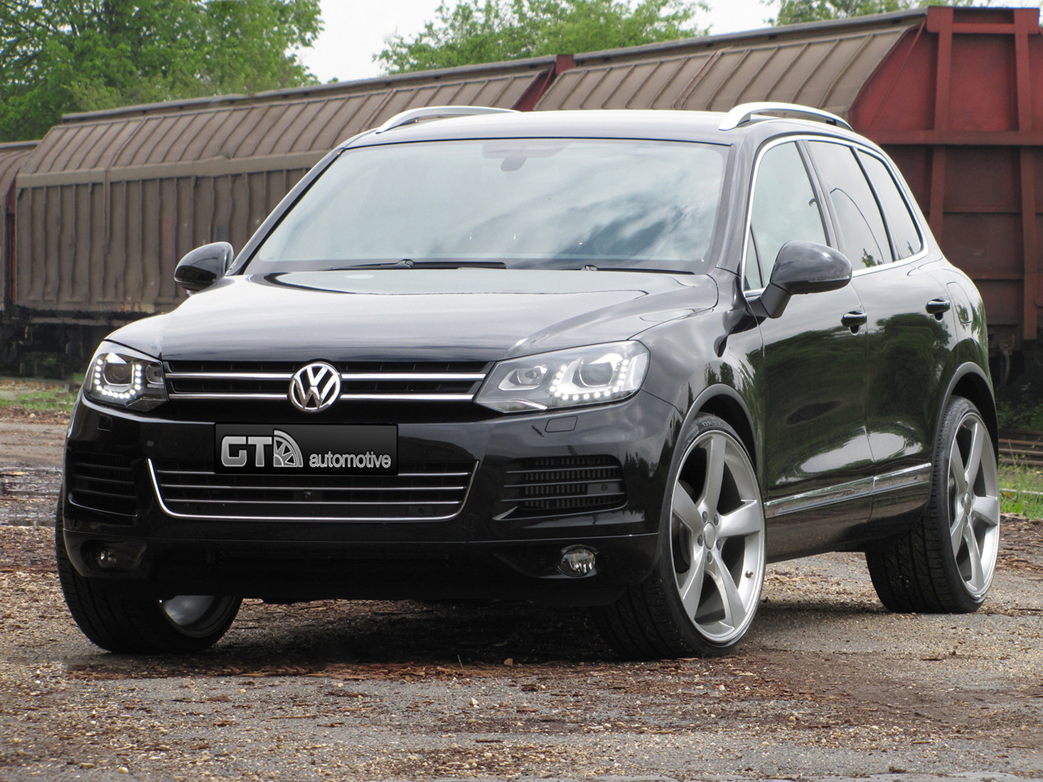 Vw Touareg Ii Typ 7p 7ph Galerie By Gt Automotive Gmbh Amp Co Kg