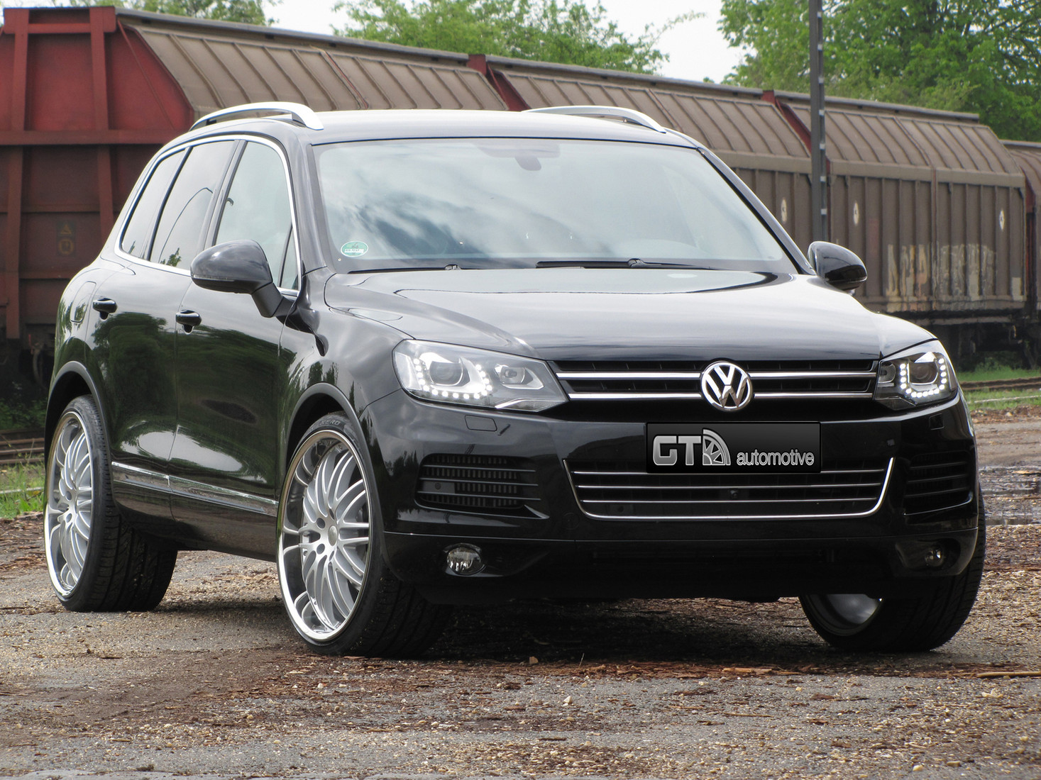 vw touareg ii typ 7p 7ph galerie by gt automotive gmbh. Black Bedroom Furniture Sets. Home Design Ideas