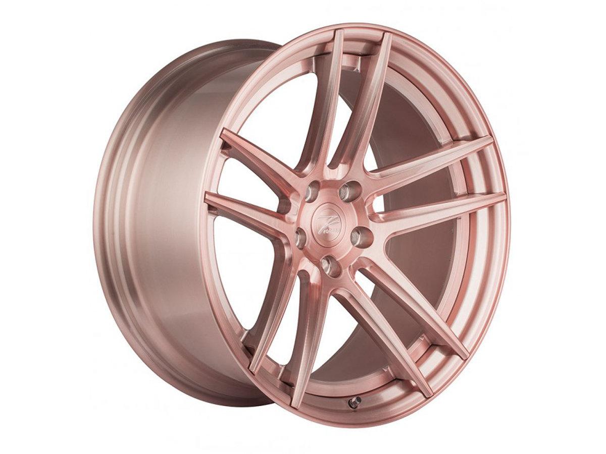 Alufelge Z Performance 2 Super Deep Concave Rose Gold Gt Automotive Felgentuning