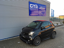 brabus-smart-cabrio-451-453-18-zoll-rimstock-alufelgen © GT-Automotive GmbH & Co. KG