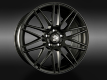 Ultra Wheels UA1 Flat Black © GT-Automotive GmbH & Co. KG