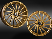 Ultra Wheels UA9 STORM Gold Links Rechts © GT-Automotive GmbH & Co. KG