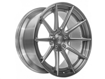 Z-Performance ZP.FORGED 1 Deep Concave BRUSHED GUNMETAL by GT-Automotive © GT-Automotive GmbH & Co. KG
