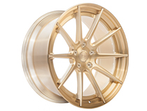 Z-Performance ZP.FORGED 1 Deep Concave ROYAL GOLD by GT-Automotive © GT-Automotive GmbH & Co. KG
