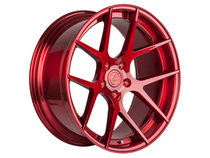 ZP.FORGED 7 Super Deep Concave Brushed Candy Red by GT-Automotive © GT-Automotive GmbH & Co. KG